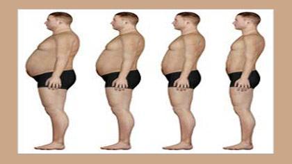 طب سنتی و چاق شدن,برنامه رژیم لاغری با طب سنتی,