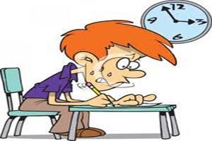 اضطراب امتحان در دانش آموزان ابتدایی,اضطراب امتحان در دانشجویان,درمان اضطراب امتحان,
