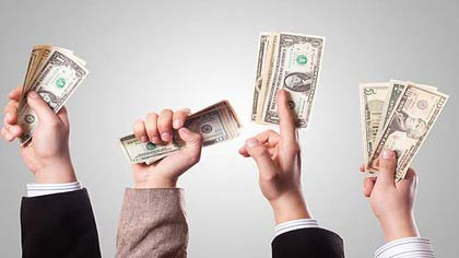 چگونه پول در بیاوریم