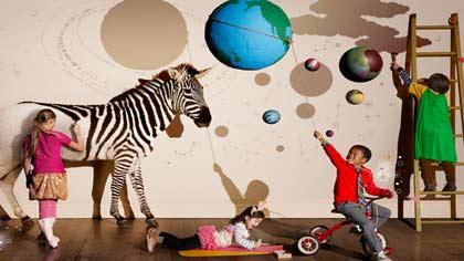 تقویت ذهن خلاق در کودکان