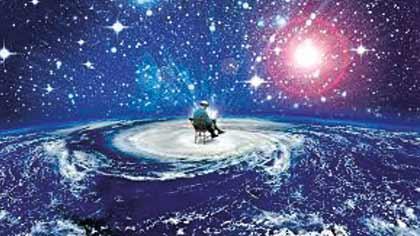 قانون کائنات چیست,