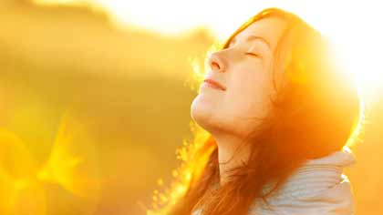 ,تاثیر افکار مثبت در زندگی