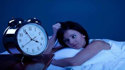 درمان بی خوابی شبانه, درمان بی خوابی