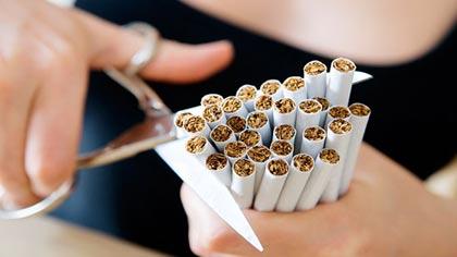 ترک سیگار عوارض, ترک سیگار آلن کار, داروی ترک سیگار, ترک سیگار با گیاهان دارویی