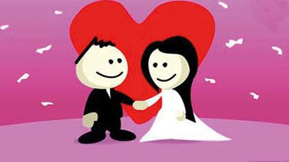 جملات تاکیدی برای جذب همسر